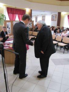 Az év népművelője 2009 - Kulcsár Béla